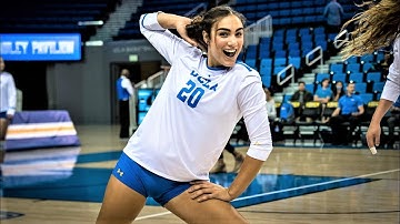 Jamie Robbins Beautiful Volleyball Player | CRAZY GIRL | UCLA | Women's Volleyball