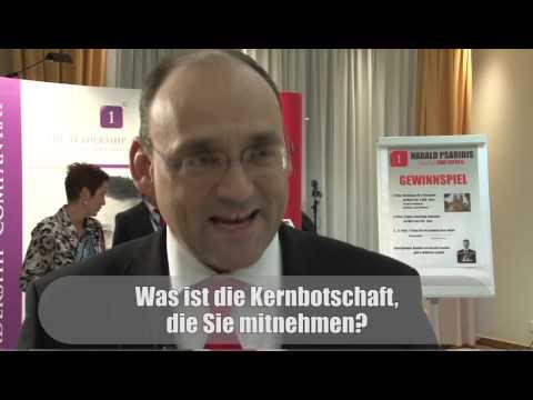 Alexander Neubauer über Harald Psaridis