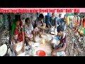Roti (Bread) Dall Vazi* Rishka walar Break fast *Bengali  Street food Dhaka Bangladesh