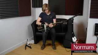 Focus On Travel Guitars - Yamaha APXT2
