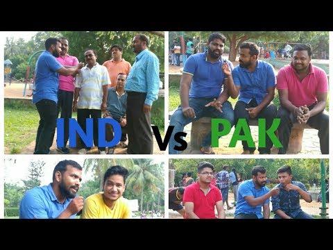 Mauka Mauka | India Vs Pakistan | Champions Trophy Final 2017 | Public Opinion