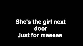 She's the girl next door- my babysitter's  vampire -lycris