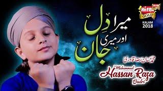 Muhammad Hassan Raza Qadri - Mera Dil Aur Meri Jaan - New Special Kalaam 2018 - Heera Gold