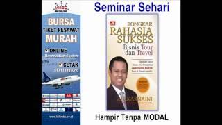 Peluang Usaha Agen Tiket Pesawat, Usaha Tiket Online