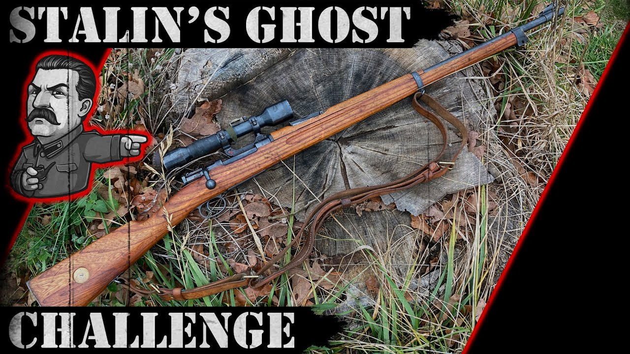 Stalin's Ghost Challenge: M41B - with Stalin voice over!