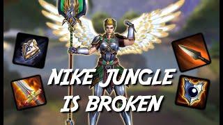 NIKE JUNGLE ABSOLUTELY BROKE  Masters Smite Season 7
