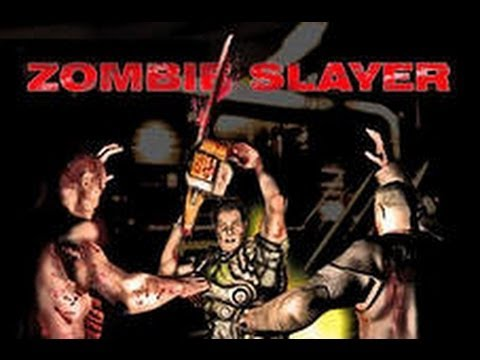 Let's play симулятор убивания зомби в стиле дума |
