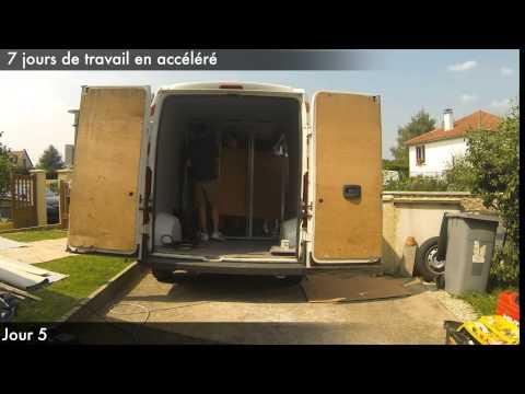 ASV TV - OB VAN - Réalisation d'un camion régie