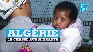 ALGÉRIE - Chasse aux migrants à Alger thumbnail