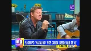 """El grupo Natalino nos canta """"Desde que te vi"""""""