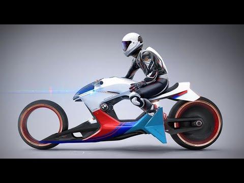 5 Advanced And Futuristic MotorBikes In The World | Self Balanced Bike 2019