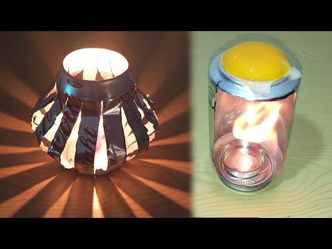 3 Awesome Life Hacks With CoCa Cola Cans DIY at Home