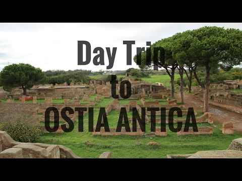 OSTIA ANTICA, from ROME | HIGHLIGHTS