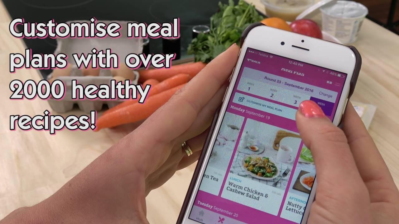 weight loss challenge app