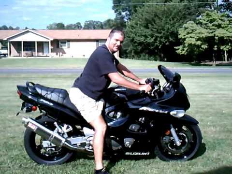 riding my katana 750 - youtube