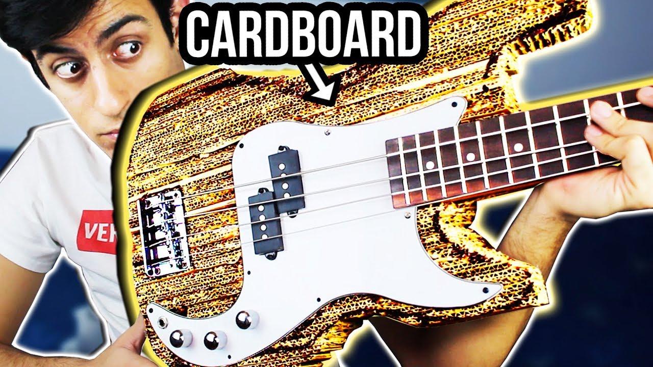 Bass - Magazine cover