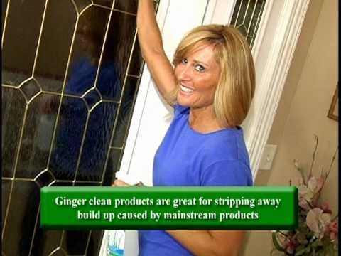 Ginger Clean All Natural Cleaning Products