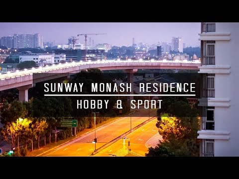 A Day Of Life As A Sunway University Student | Sunway Monash Residence | Hobby & Sports