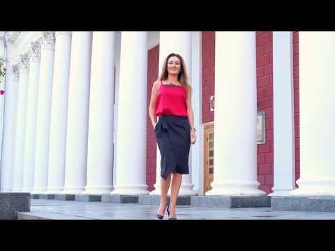 Модные юбки 2020. Юбка на запах Бони от производителя. Видеобзор женской одежды. Бренд Look&Buy