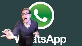 WhatsApp ist Bockmist und andere Kompromisse