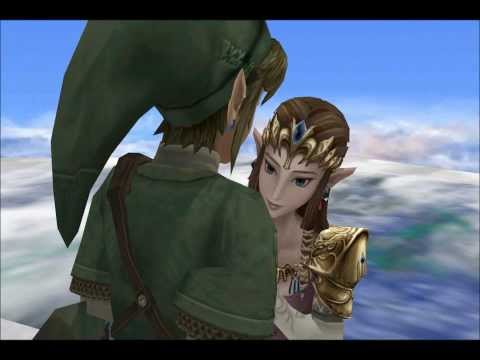 Anything Link can do Zelda can do better