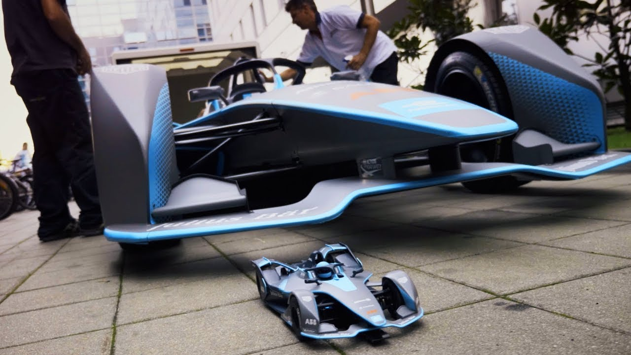 E Full In Making Of Street Level A Miniature Rc Masterpiece Formula E Full Documentary