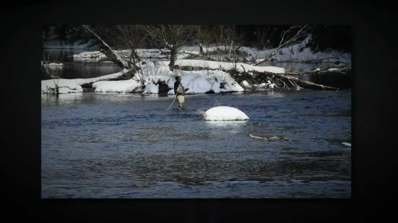 Wisconsin early trout season hayward fly fishing company for Wisconsin fishing season