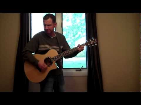 Tom Proctor  Where The Streets Have No Name U2 cover 10182011