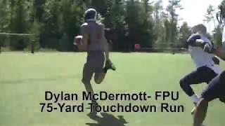 Highlights: Sprint football sunk by Navy, 45-7