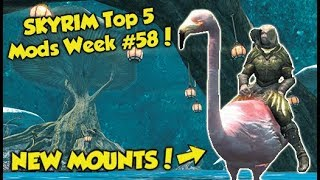 Skyrim Remastered Top 5 Mods of the Week #58 (Xbox One Mods)