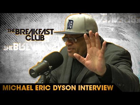 Michael Eric Dyson Talks Charles Oakley, Beyoncé