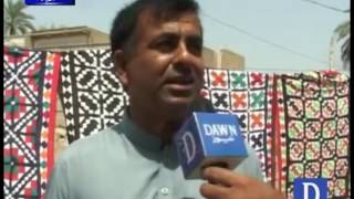 "Sindh Cultural ""Ralli"" in Sukkur"