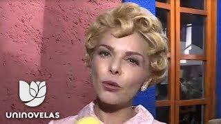 Así luce Itatí Cantoral como Silvia Pinal
