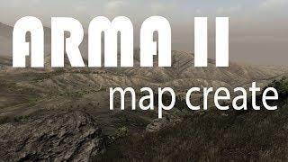 создание карты (острова), для ARMA 2. Часть 1