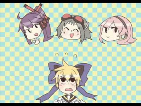 Magical☆Kitty Len Len! [English Sub IN ANNOTATIONS, NOT SUPPORTED ON MOBILE]