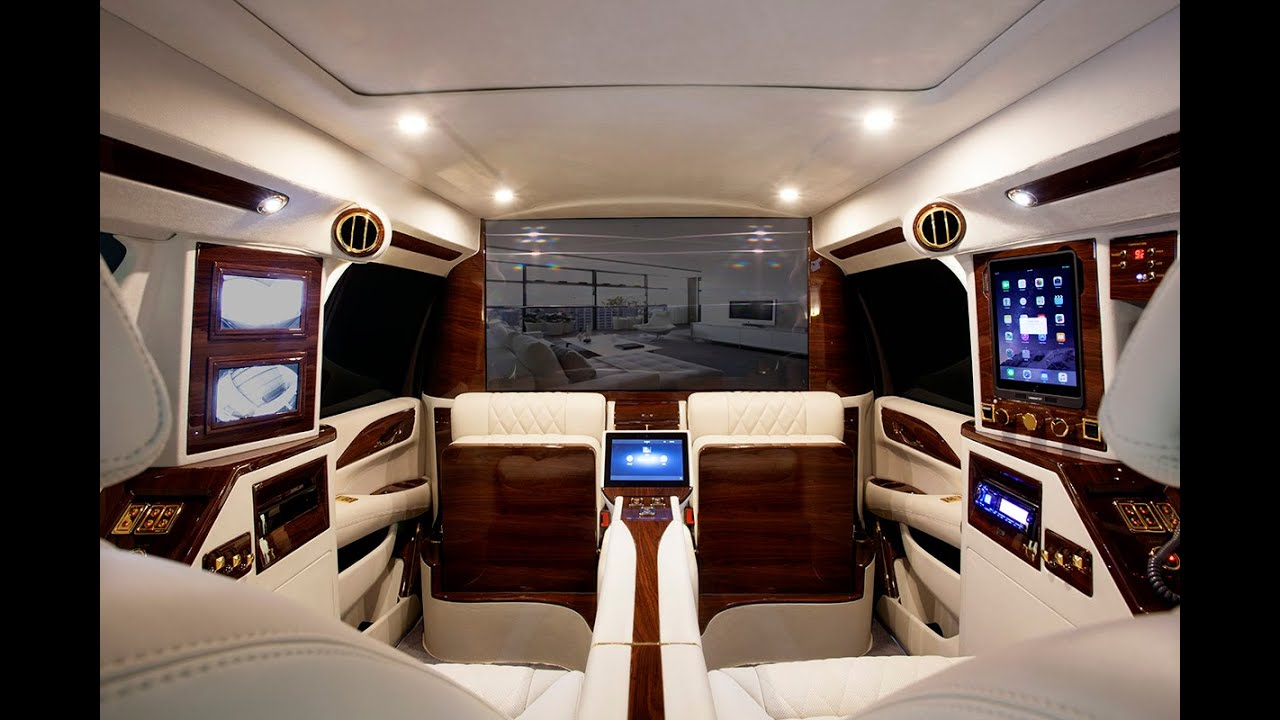 Luxury Cadillac Escalade Conversion Sky Captain Edition ...