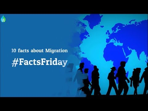 10 Facts about Migration | Waterpedia #FactsFriday