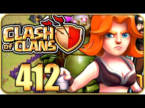 CLASH Of CLANS Part 412: Clankrieg VS. DINASTI MUSLIM