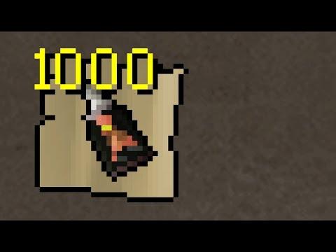 1000 DRAGON Implings In 14 Hours