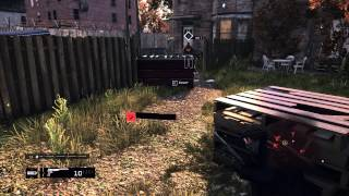 Watch_Dogs Ultra settings + Sweet FX toggle on/off