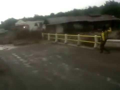 Video Amatir Banjir Bandang Bener Meriah, Aceh Tengah 13 september 2015