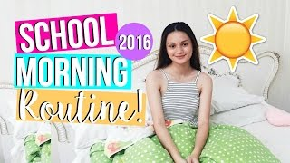 School Morning Routine! (Philippines)