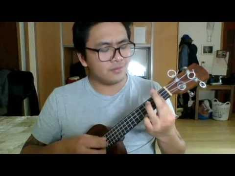 Harvest Moon Neil Young - ukulele cover and tutorial