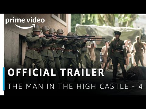 The Man in the High Castle Season 4 - Official Trailer | Amazon Prime Video