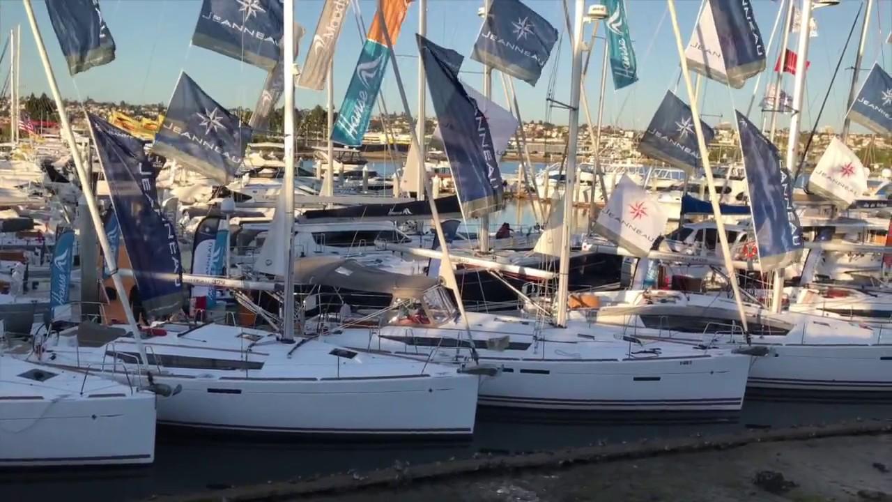 2017 San Diego Sunroad Boat Show January 26 29th By Ian