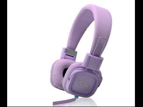 Nakamichi Fashion Headphones NK890 AFRIC