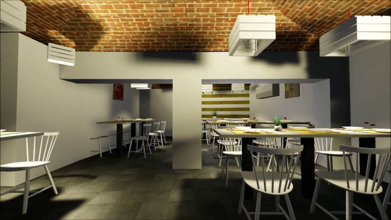Progettare spazi interni progettazione appartamenti bar for Progettazione spazi interni