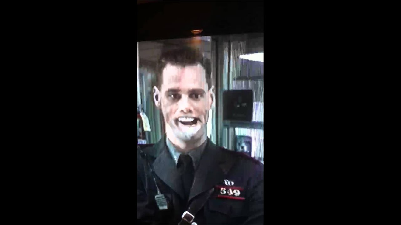 Jim Carrey Me Myself And Irene Dry Mouth