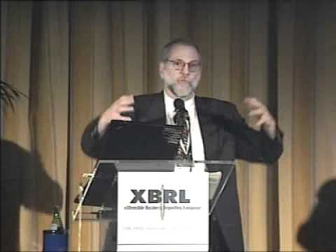 20th XBRL International Conference - Rome - Walter Hamscher