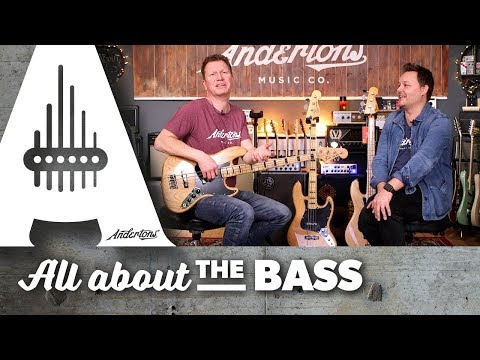 Fender/Squier 70s Jazz Bass Shootout - Nathan & Pete Get Funky!